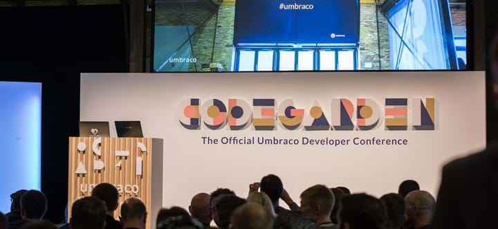 Umbraco Codegarden 2019